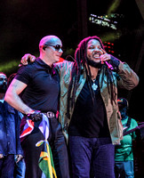 Marley Brothers & Pitbull - April 22, 2017